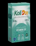 Koli D 1000UI - 60 comprimidos