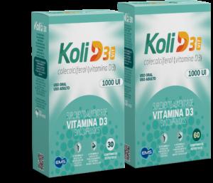 Vitamina D-Koli D3