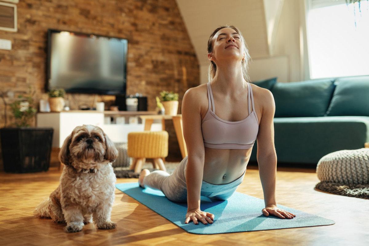 4 hábitos para se tornar mais ativo na quarentena