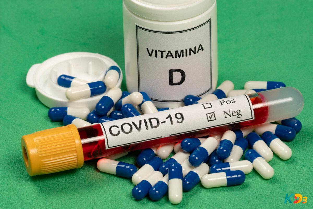 Cientistas britânicos recomendam suplementação de vitamina D contra Covid-19