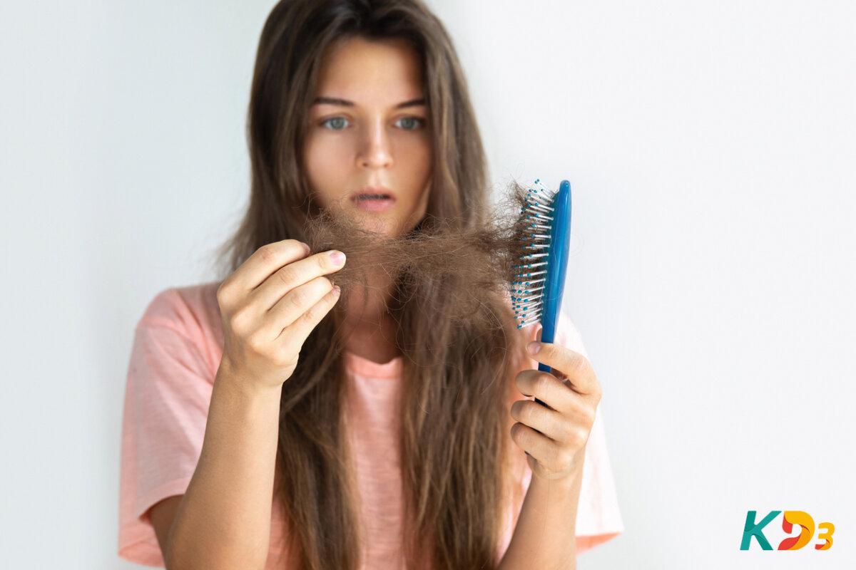 Queda de cabelo? Saiba quais vitaminas podem te ajudar