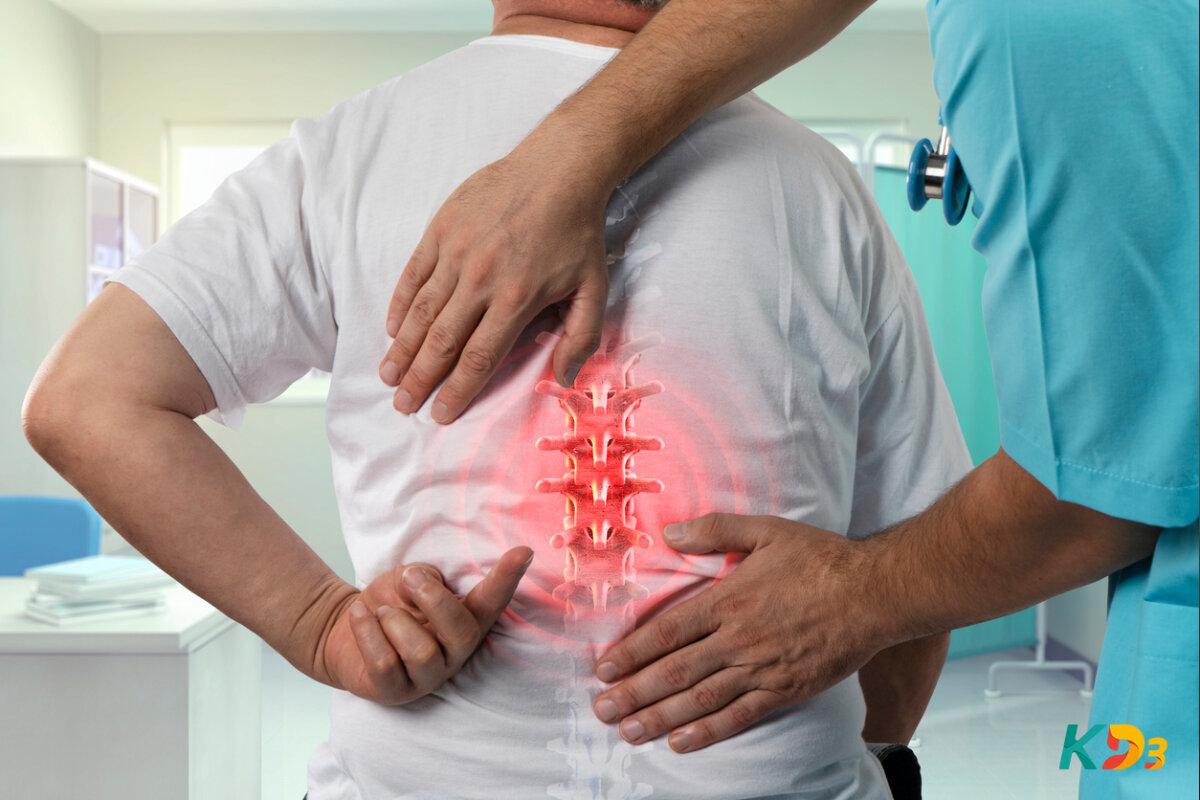 Dor nas costas é sintoma de Covid-19