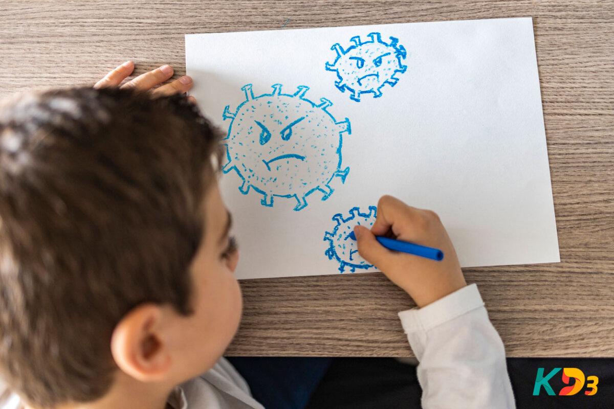 Coronavírus em crianças? Saiba quais são os principais sintomas